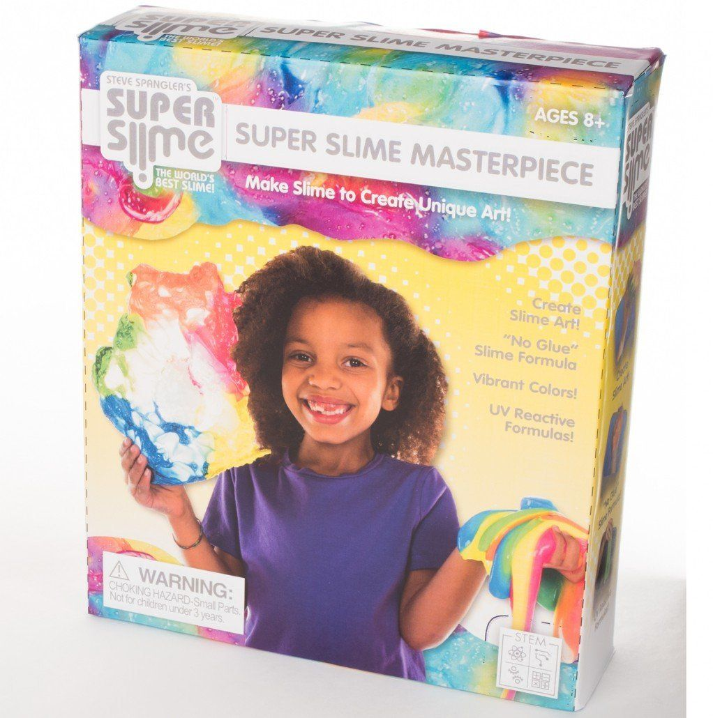 Slime Art Masterpiece Kit - Science Kit by Be Amazing (4860)