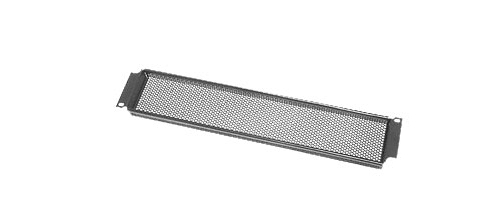 Odyssey Cases ARSCLP02 New 2U Large Accessory Perforated Security Cover Panel by Odyssey Cases