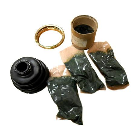 (MOOG Automotive Parts CV Joint Half Shaft Wheel End CV-5301)