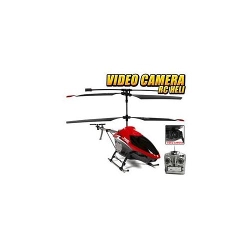 World Tech Toys 35834 Gyro Metal Digi Scout Camera 3. 5CH Huge Electric RTF RC Helicopter