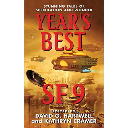 Year's Best SF 9 - eBook