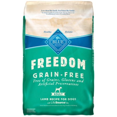 Blue Buffalo Freedom Grain Free Recipe For Dog Adult