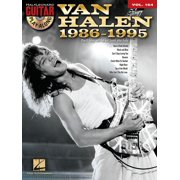 Van Halen 1986-1995 Songbook - eBook
