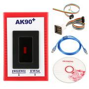 EOTVIA AK90+, Auto Key Programmer,AK90+ Auto Key Programmer V3.19 Match Diagnostic Tool for EWS AK90 KEY-PROG