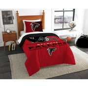 "NFL Atlanta Falcons ""Draft"" Bedding Comforter Set by The Northwest Company"