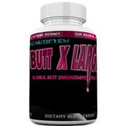 Best Butt Pills - BUTT X-LARGE V-2 Butt Enlargement, Booty Enhancement. Butt Review