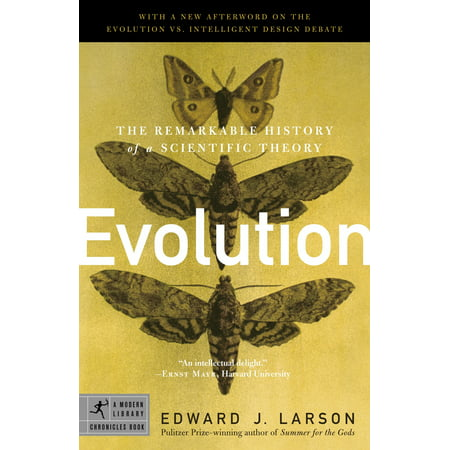 Evolution : The Remarkable History of a Scientific