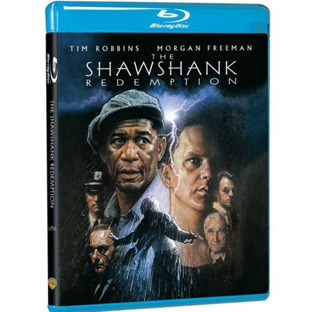 The Shawshank Redemption  Blu Ray   Digital Hd   With Instawatch   Walmart Exclusive