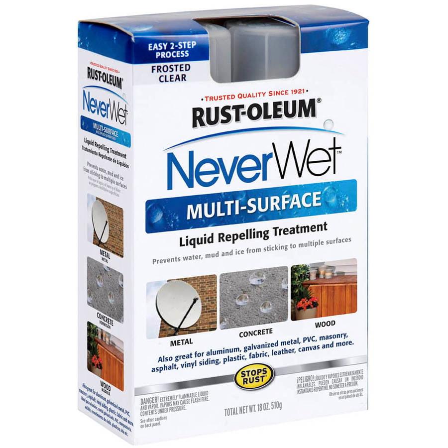 Rust-Oleum NeverWet Multi-Surface Liquid Repelling Treatment