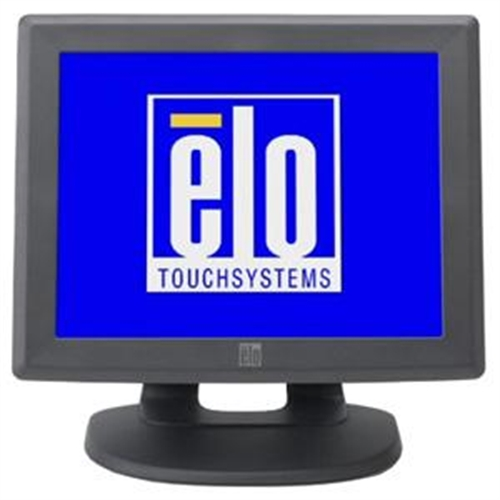 """Elo Touch Systems 1000 Series 1215L 12"""" 800 x 600 500:1 Touchscreen LCD Monitor E432532"""