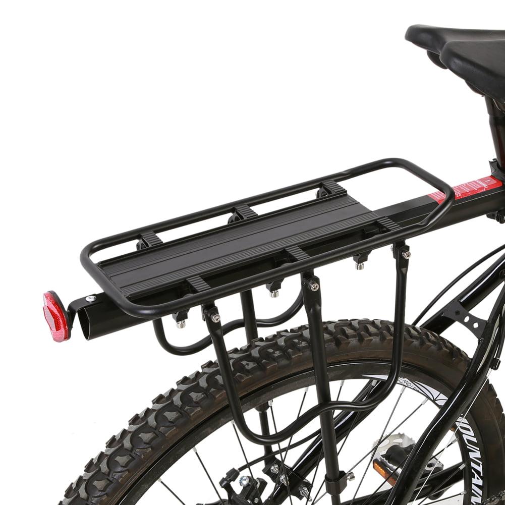 WALFRONT Aluminum Alloy Mountain Bike Bicycle Rear Seat Luggage Shelf Rack Carrier Cycling Accessory,Bike Luggage Rack,Bike Seat Rack - image 4 of 9