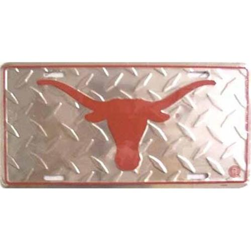 LP - 836 Texas Longhorns College License Plate - 2634
