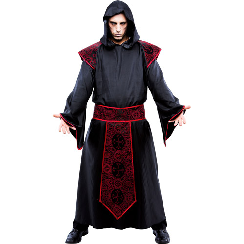 Gothic Priest Adult Halloween Costume