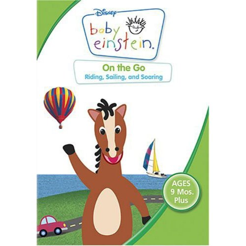 Biy Einstein On the Go Riding, Sailing and Soaring by DISNEY/BUENA VISTA HOME VIDEO