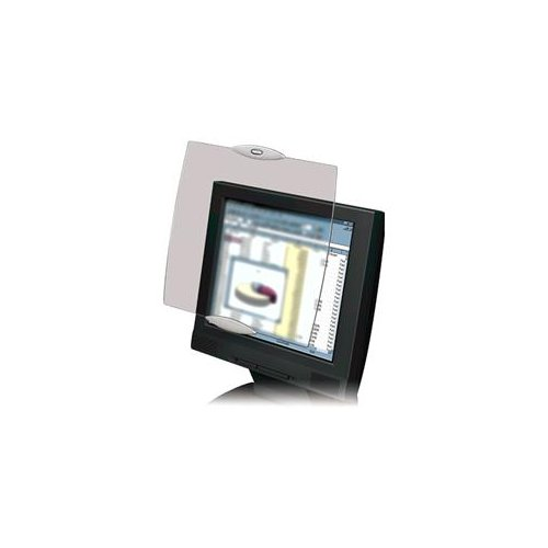 Fellowes Lcd Privacy Screen Filter Anti-glare Screen Prot...