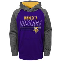 Product Image Toddler Purple Minnesota Vikings Fleece Hoodie 4764de7bc
