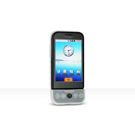 HTC DREAM / G1 PREMIUM SKIN CASE CLEAR (T-MOBILE) GSM Htc G1 Skins
