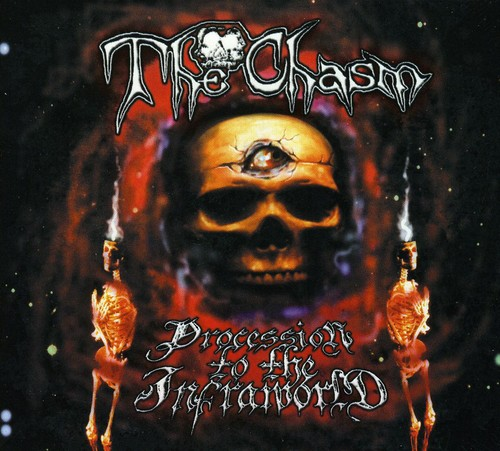 Chasm - Procession to the Infraworld [CD]