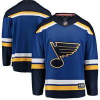 St. Louis Blues Fanatics Branded Youth Breakaway Home Jersey - Blue
