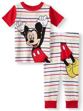 6982cdcfc027 Baby Boys Pajamas - Walmart.com