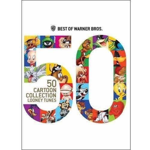 Best Of Warner Bros.: 50 Cartoon Collection - Looney Tunes (Full Frame)