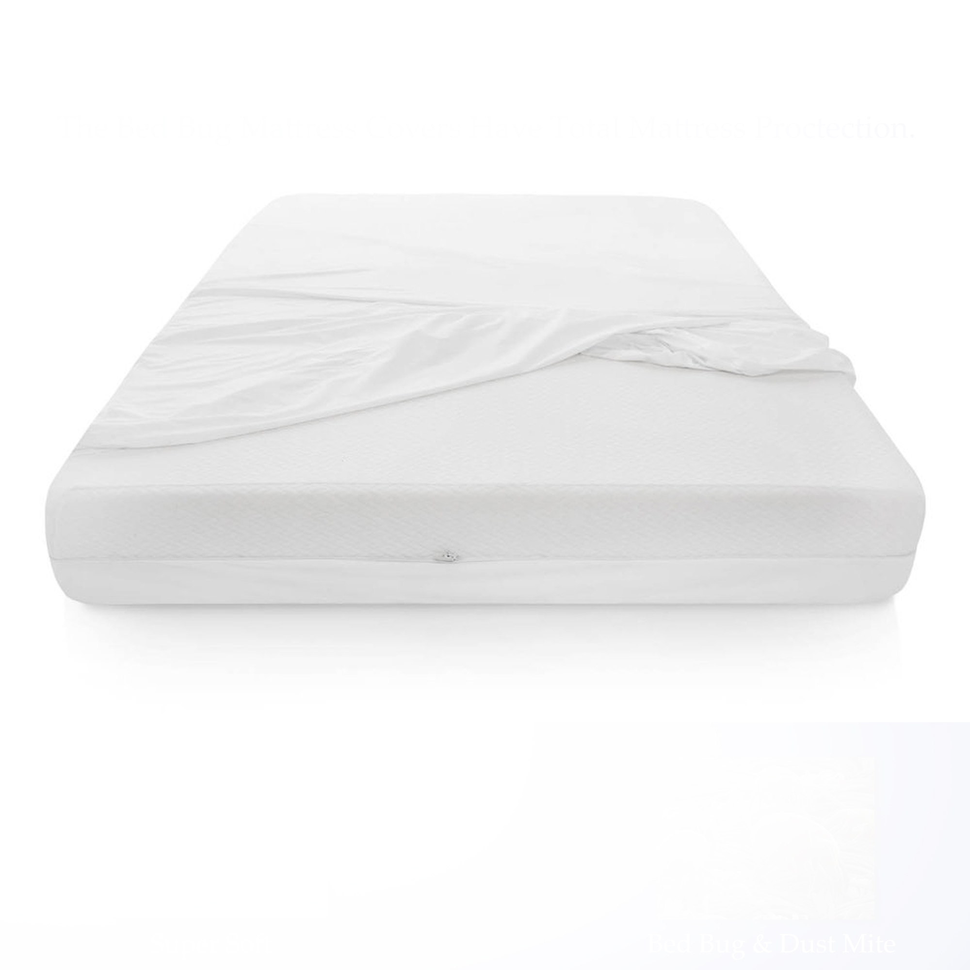 TERRY TOWEL MATTRESS PROTECTOR WATERPROOF FITTED COVER BY CHARLOTTE ANDERSEN