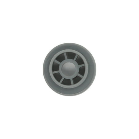 165314 Dishwasher Lower Dishrack Wheel Replacement for Bosch SHE46C06UC/43 Dishwasher - Compatible with 00165314 Lower Rack Roller - UpStart Components Brand - image 4 of 4