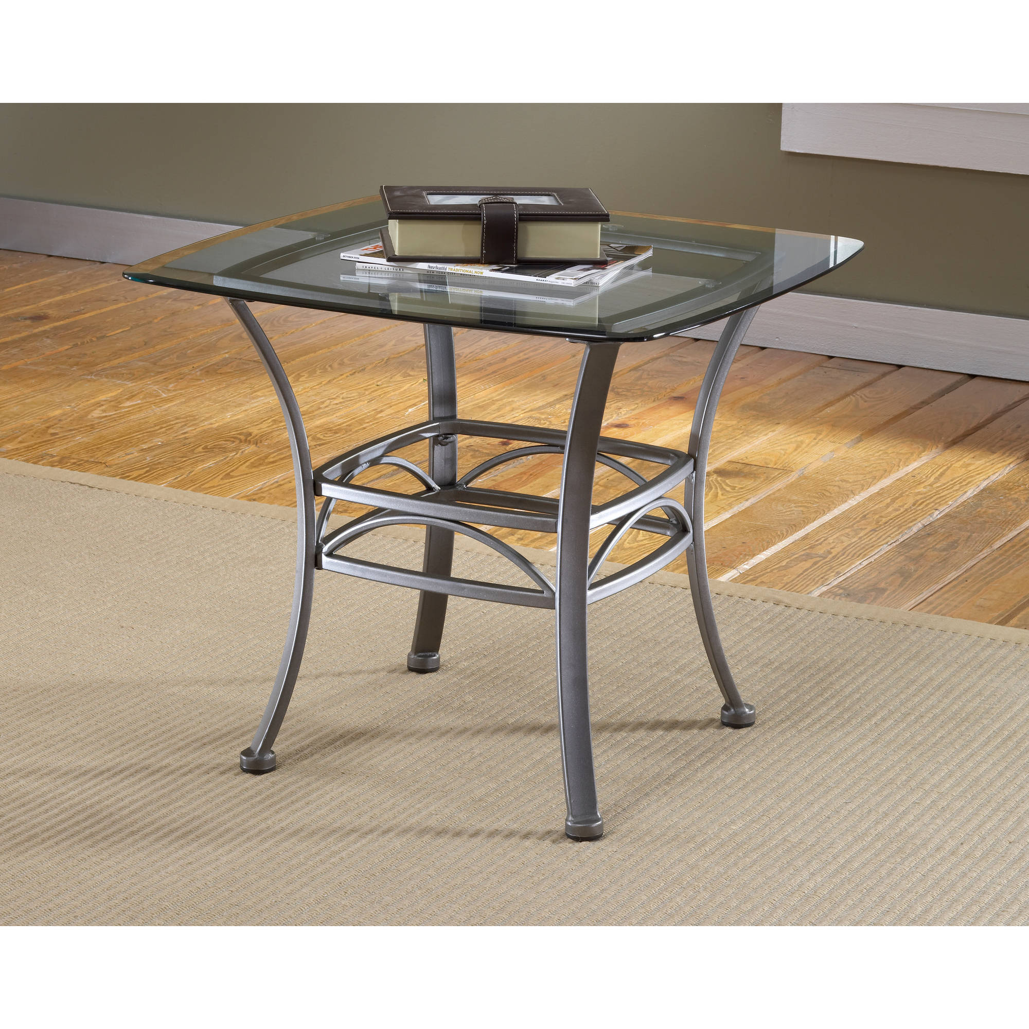 Hillsdale Furniture Abbington Square End Table by Hillsdale
