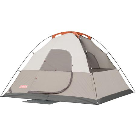 Coleman Sundome 5 Person Tent-ColorGray/Orange  sc 1 st  Walmart : coleman sundome tent 5 person - memphite.com