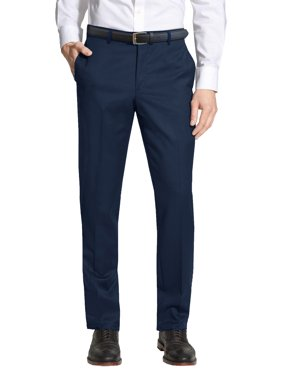 15014e9db274 Product Image Men's Slim-Fit Belted Casual Dress Pants