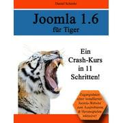 Joomla 1.6 für Tiger - eBook
