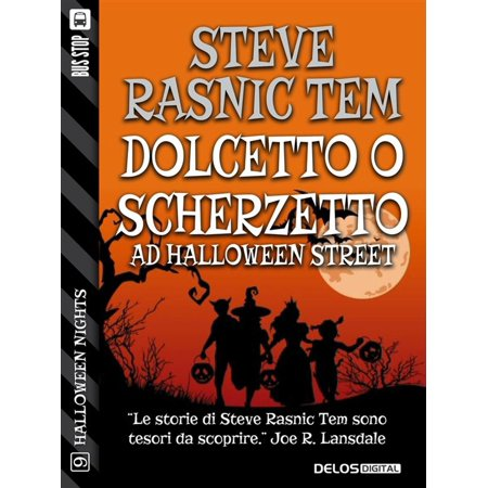 Dolcetto o Scherzetto ad Halloween Street - eBook - O'que E O Halloween