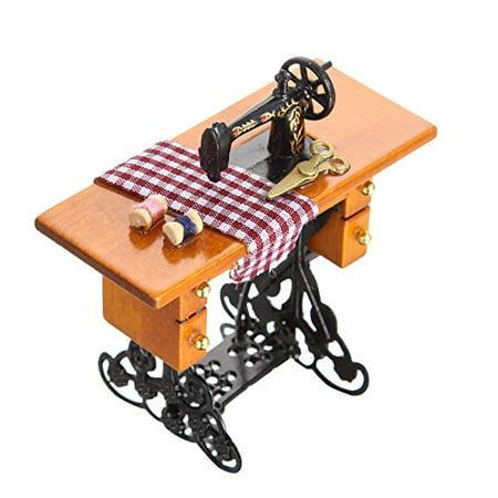 Barbie Doll 40402 Toy Vintage Miniature Sewing Machine Furniture Toys Delectable 18 Doll Sewing Machine