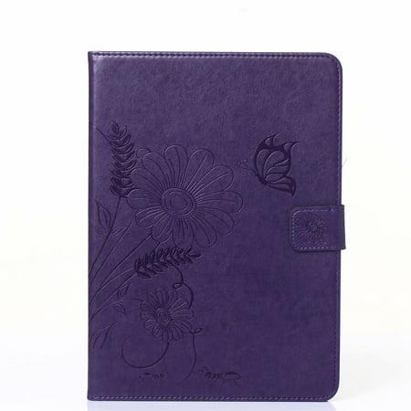 Mini Card Case - Dteck iPad Mini 1/Mini 2/Mini 3 Case ,Leather Stand Lightweight Wallet Card Slot Shockproof Flip Smart Case Cover