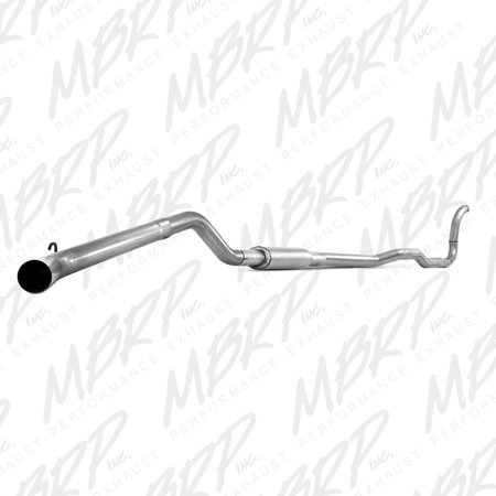 MBRP 88-93 Dodge 2500/3500 Cummins 5.9L 4WD ONLY Turbo Back Single Side Exit P Series Exhaust