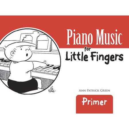Piano Music for Little Fingers : Primer
