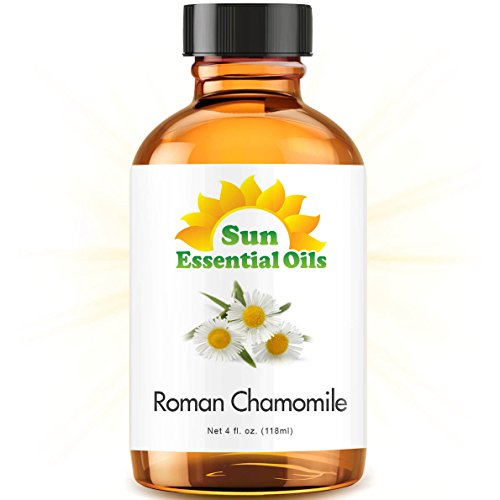Chamomile Roman (Large 4oz) Best Essential Oil