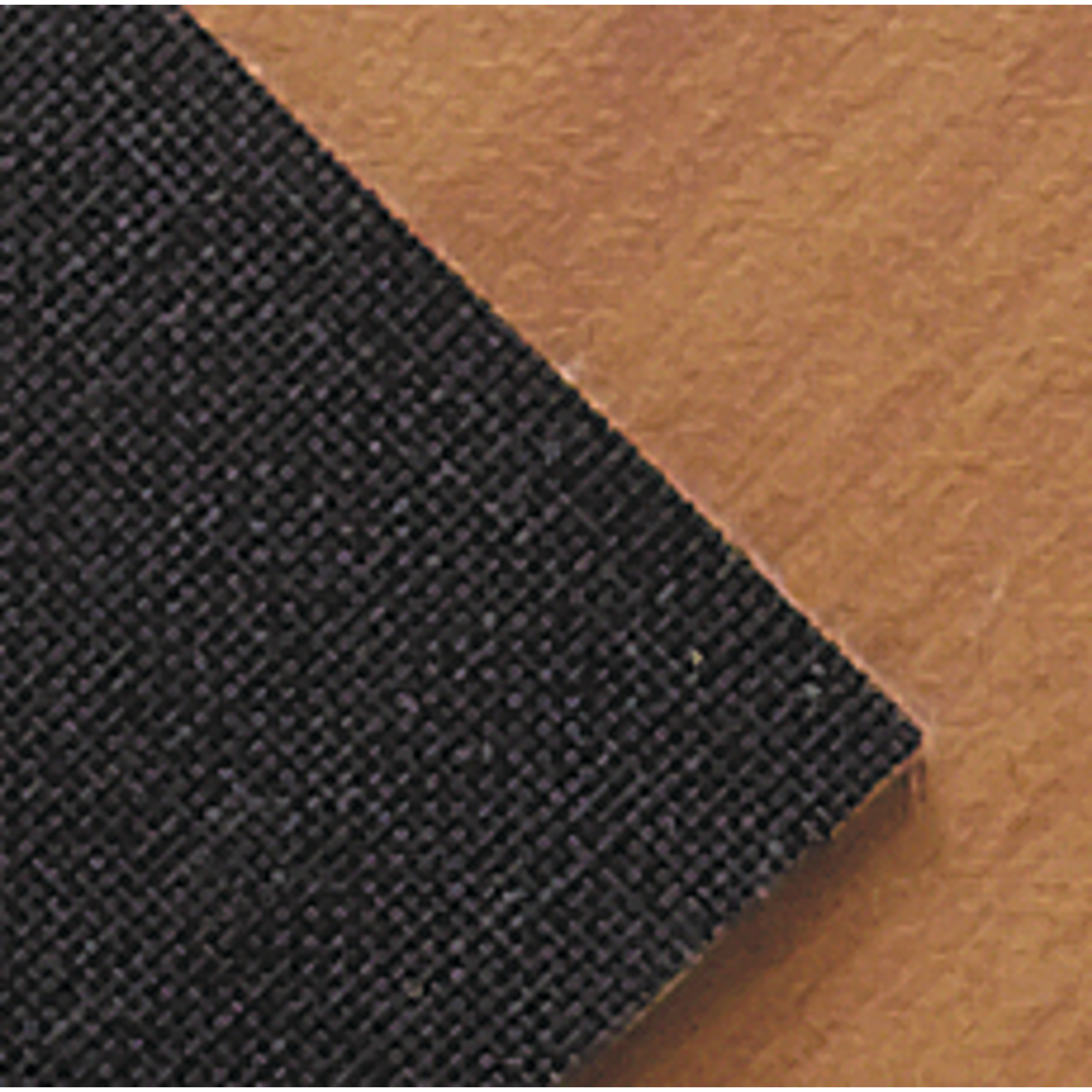 """Lineco/University Products Dummerston Superior Quality Book Cloth Sheets, Black, 2/Pkg., 17"""" x 19"""""""