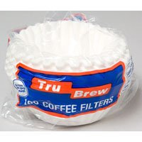 Regent Products 51-48 Coffee Filter, Round Shape, 100 Count, White by REGENT PRODUCTS CORP