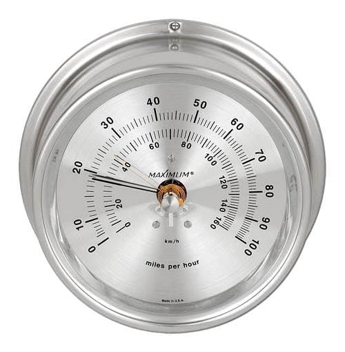 Vigilant Wind Monitor in Nickel