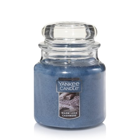 Yankee Candle Warm Luxe Cashmere - Medium Classic Jar Candle