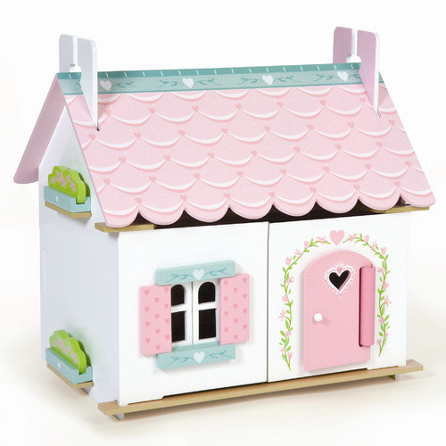 Le Toy Van Lily's Cottage Dollhouse