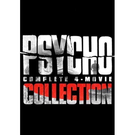 Psycho: The Complete 4-Movie Collection - Psycho Killer Movies List