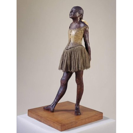 Degas Little Dancer - Little Dancer Aged Fourteen Print Wall Art By Edgar Degas