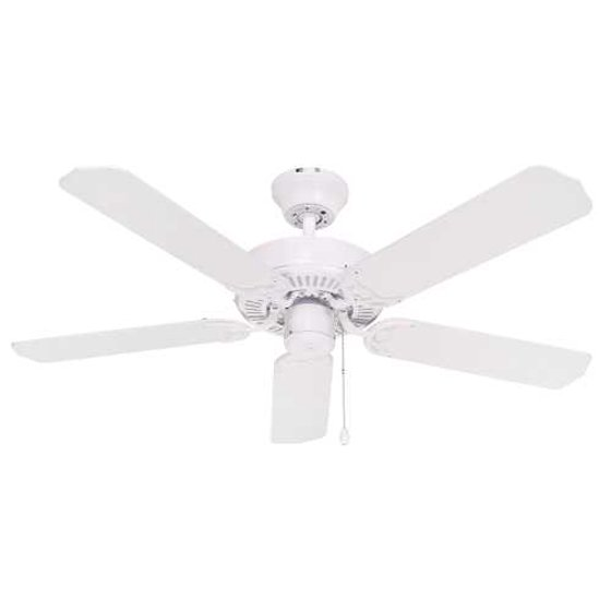 Bala light kit adaptable four blade ceiling fan 42 in with bala light kit adaptable four blade ceiling fan 42 in with reversible white mozeypictures Image collections