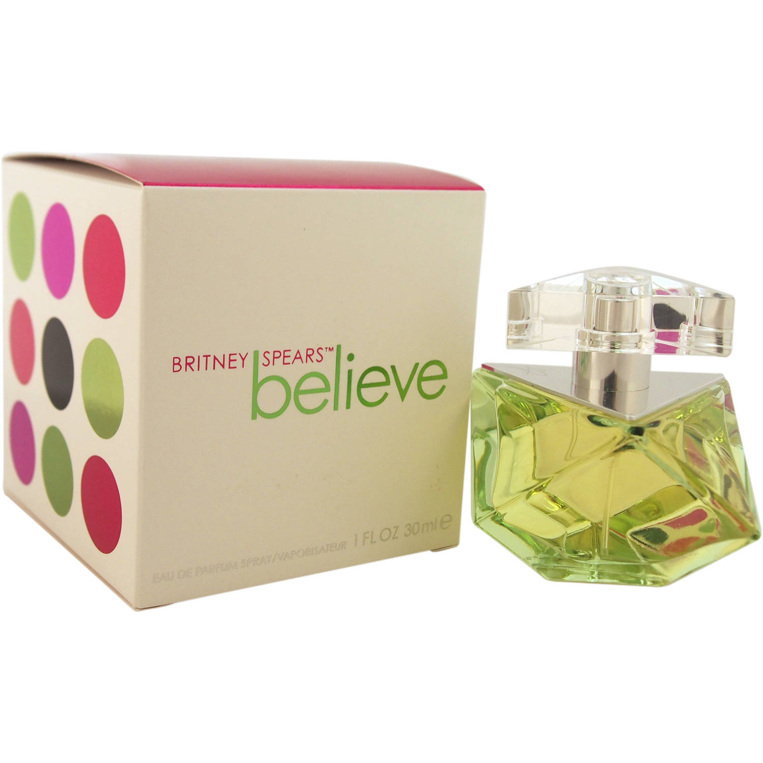 Britney Spears Believe EDP Spray, 1 fl oz