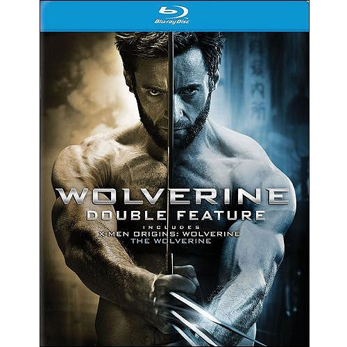Wolverine Double Feature: X-Men Origins: Wolverine / The Wolverine (Blu-ray) (Widescreen)