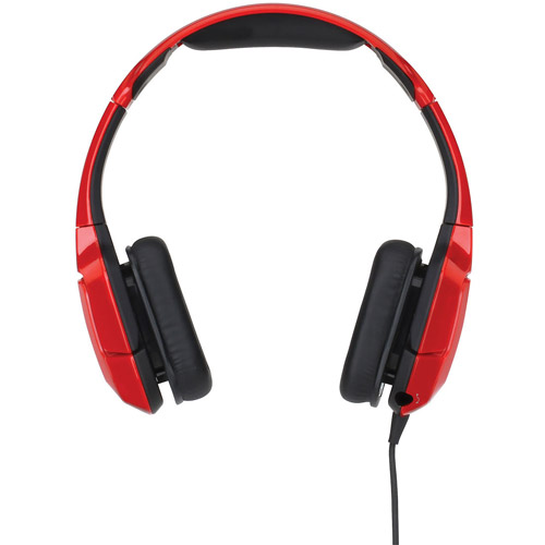 Mad Catz Tritton Kunai Headset Stereo for PC/Mac, Red
