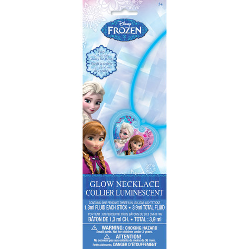 Disney Frozen Glow Necklace