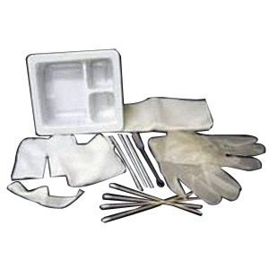 We2760 Trach Care Kit With Peel Back Lid Removable Basin, - Kit 1 By Nurse Assist Inc Ship from